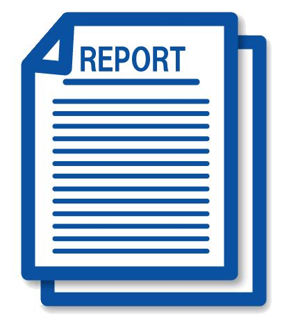 How to write a business comparison report